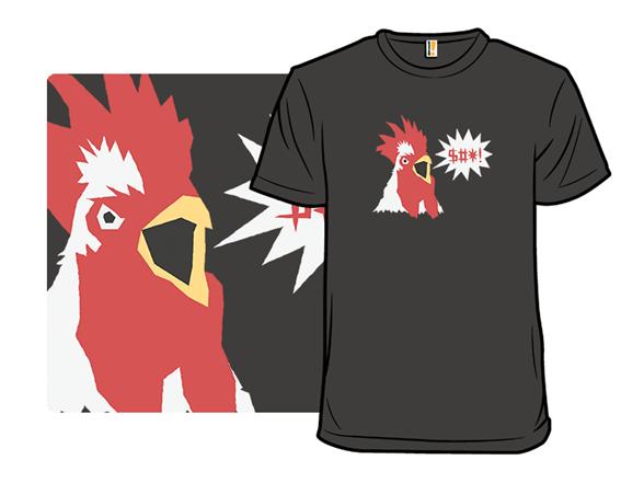 Fowl Language T Shirt