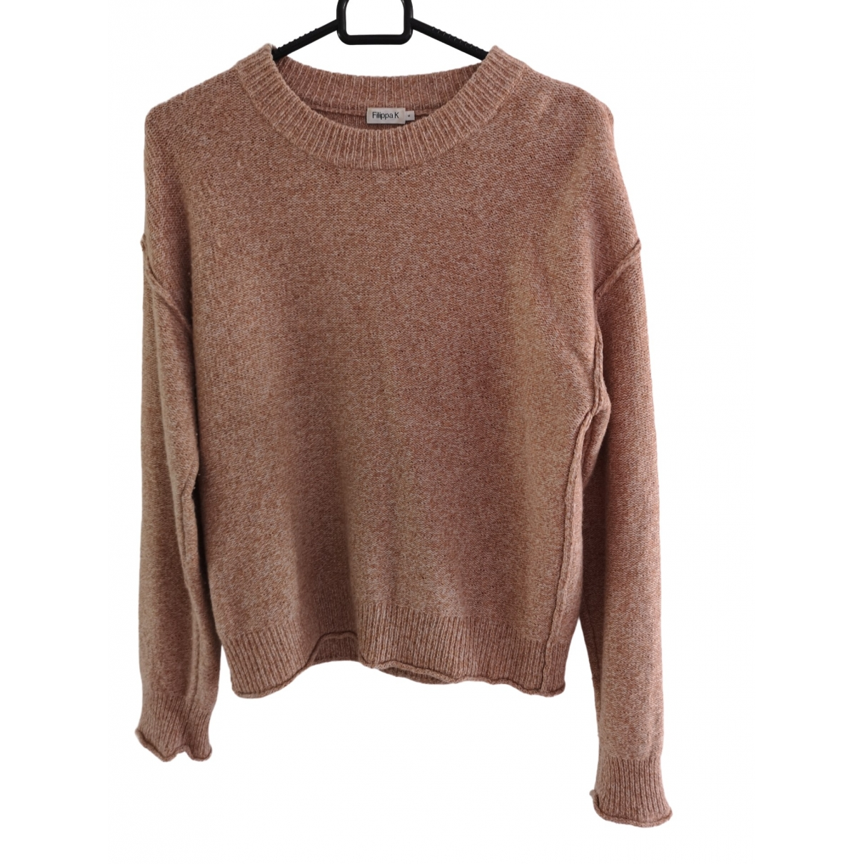 Filippa K \N Pullover in  Rosa Wolle