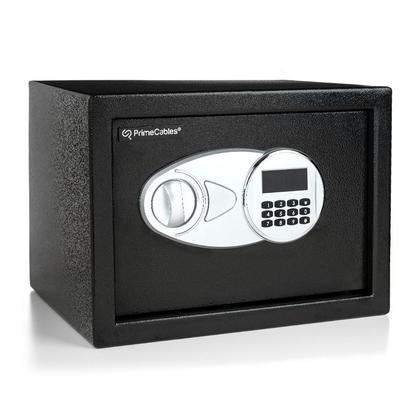 0.5 Cubic Feet Electronic Security Safe Box - PrimeCables®