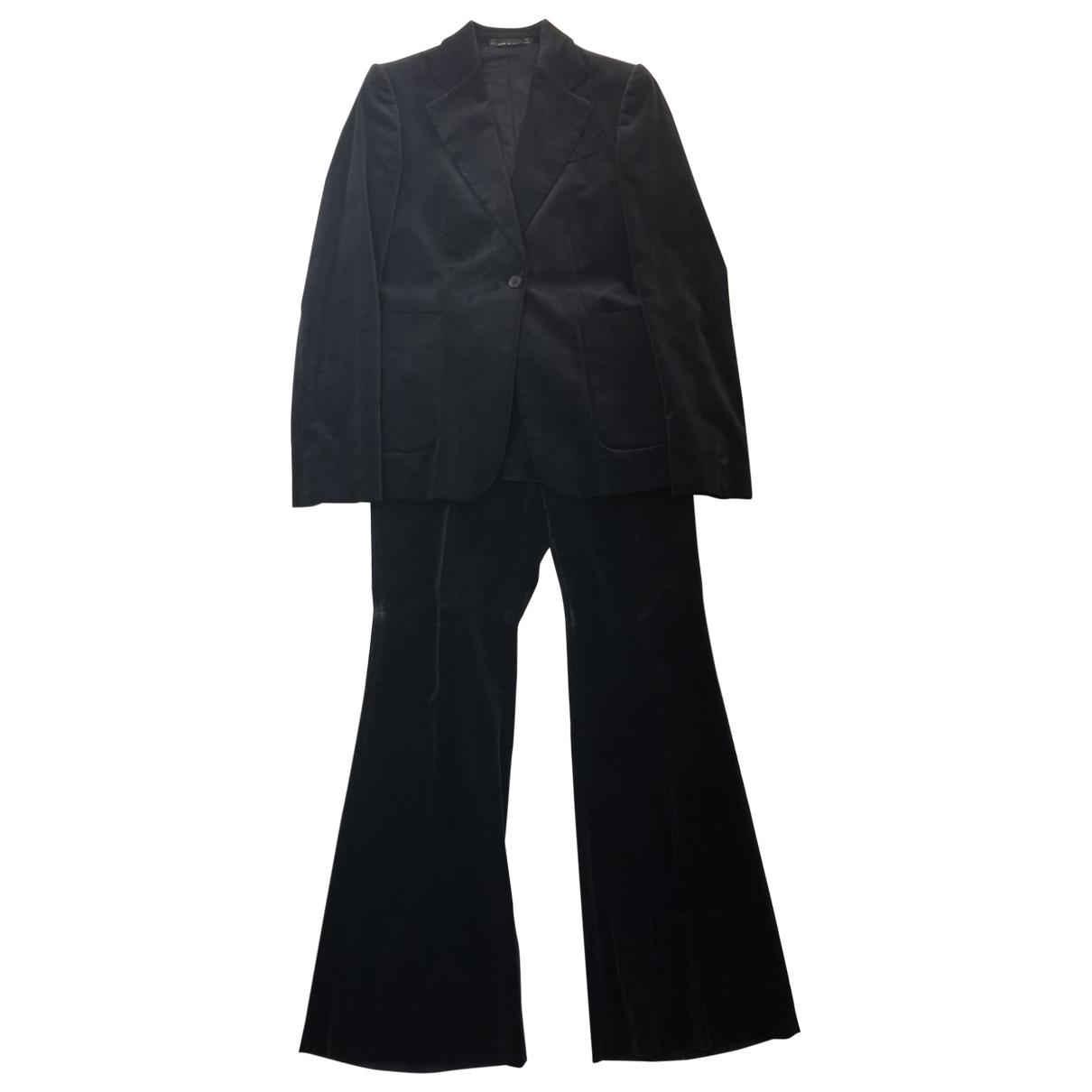 Gucci \N Black Velvet jacket for Women 42 IT