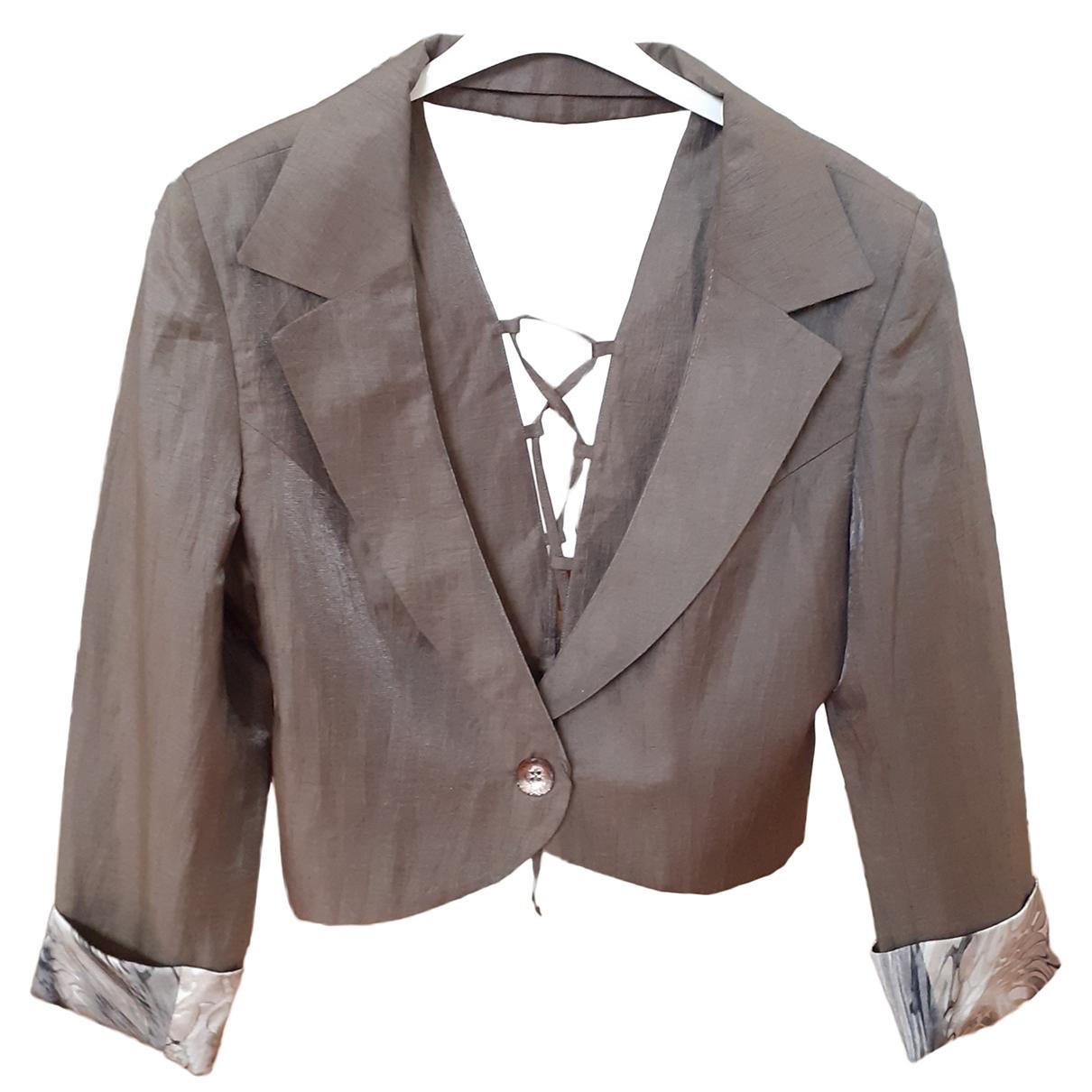 - Veste   pour femme en lin