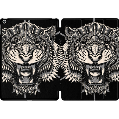 Apple iPad 9.7 (2018) Tablet Smart Case - Eye Of The Tiger von BIOWORKZ