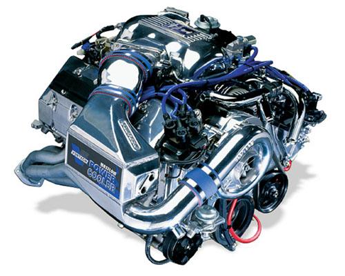 Vortech V-3 Si Polished Tuner Kit w/ Cooler Ford Mustang Cobra 4.6L 4V 96-98