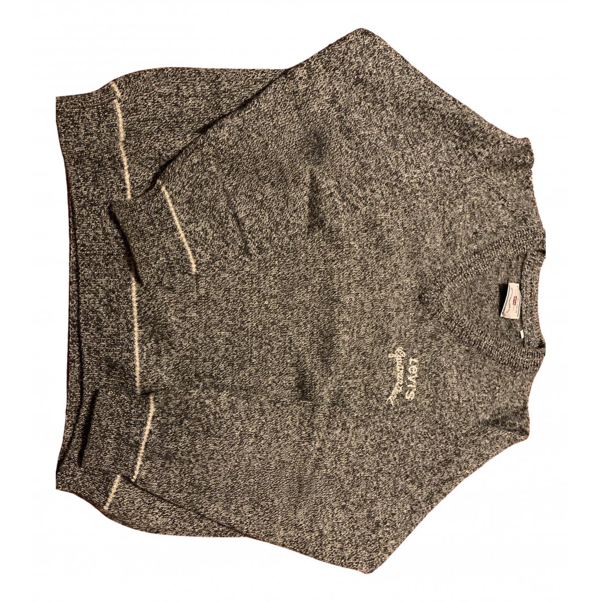 Levi's N Grey Wool Knitwear for Women XL International