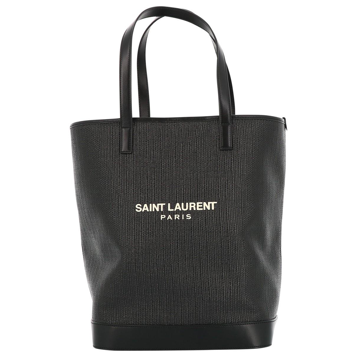 Cabas de Cuero Saint Laurent