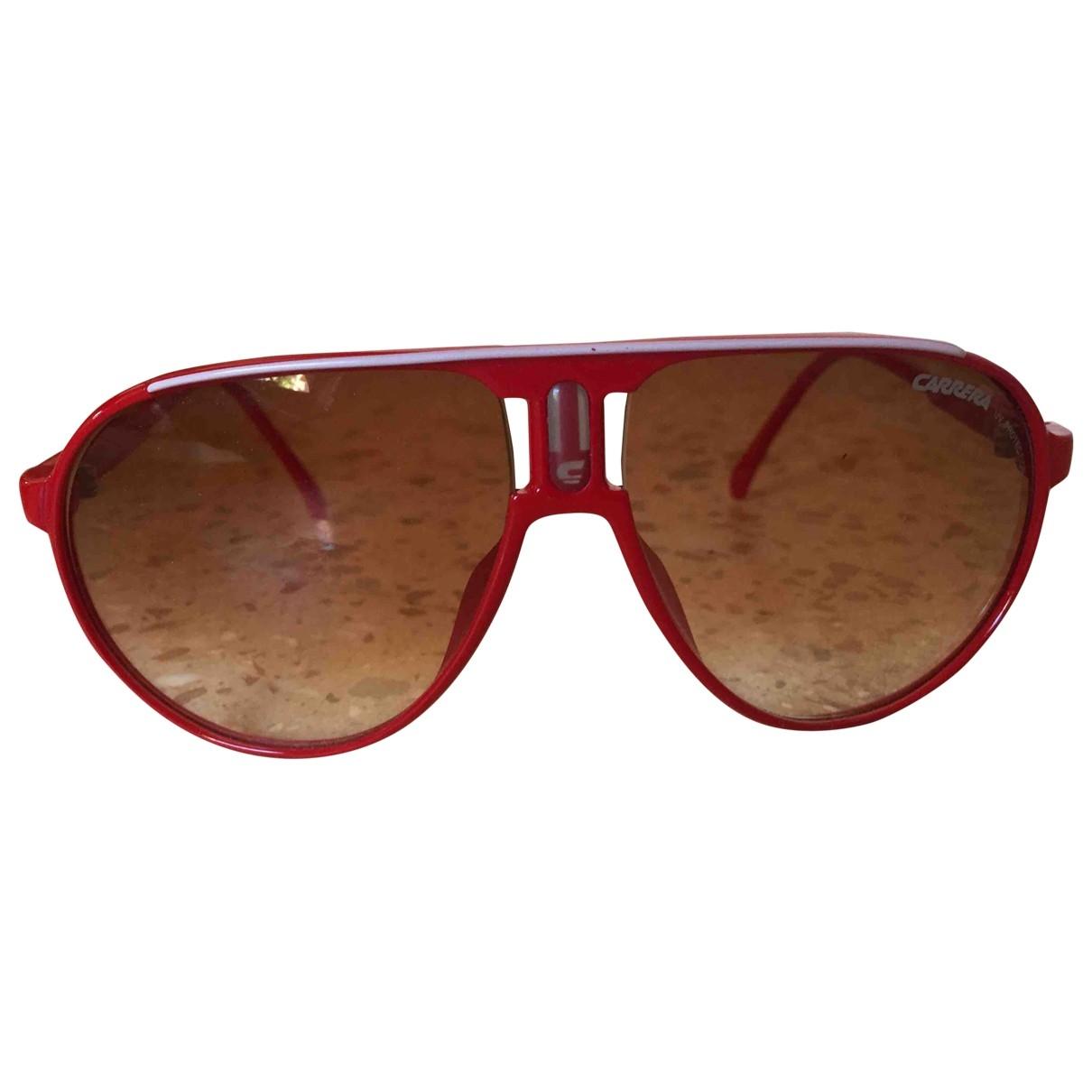 Carrera \N Red Sunglasses for Men \N