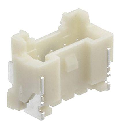 JST , PA, 4 Way, 1 Row, Right Angle PCB Header (2)