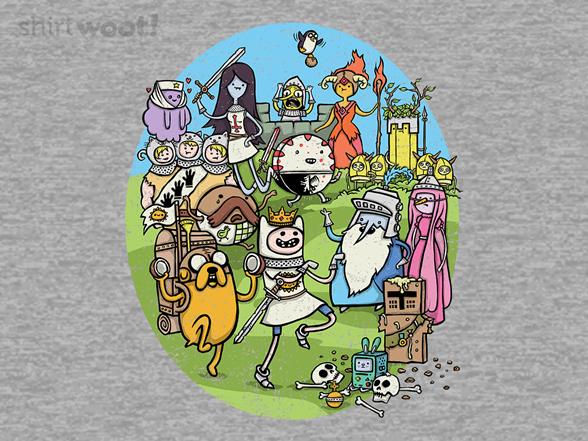 King Finn T Shirt
