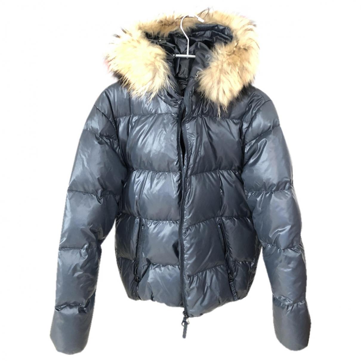 Duvetica N Blue coat  for Men 44 IT