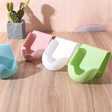 1pc Random Color Soap Dish Holder