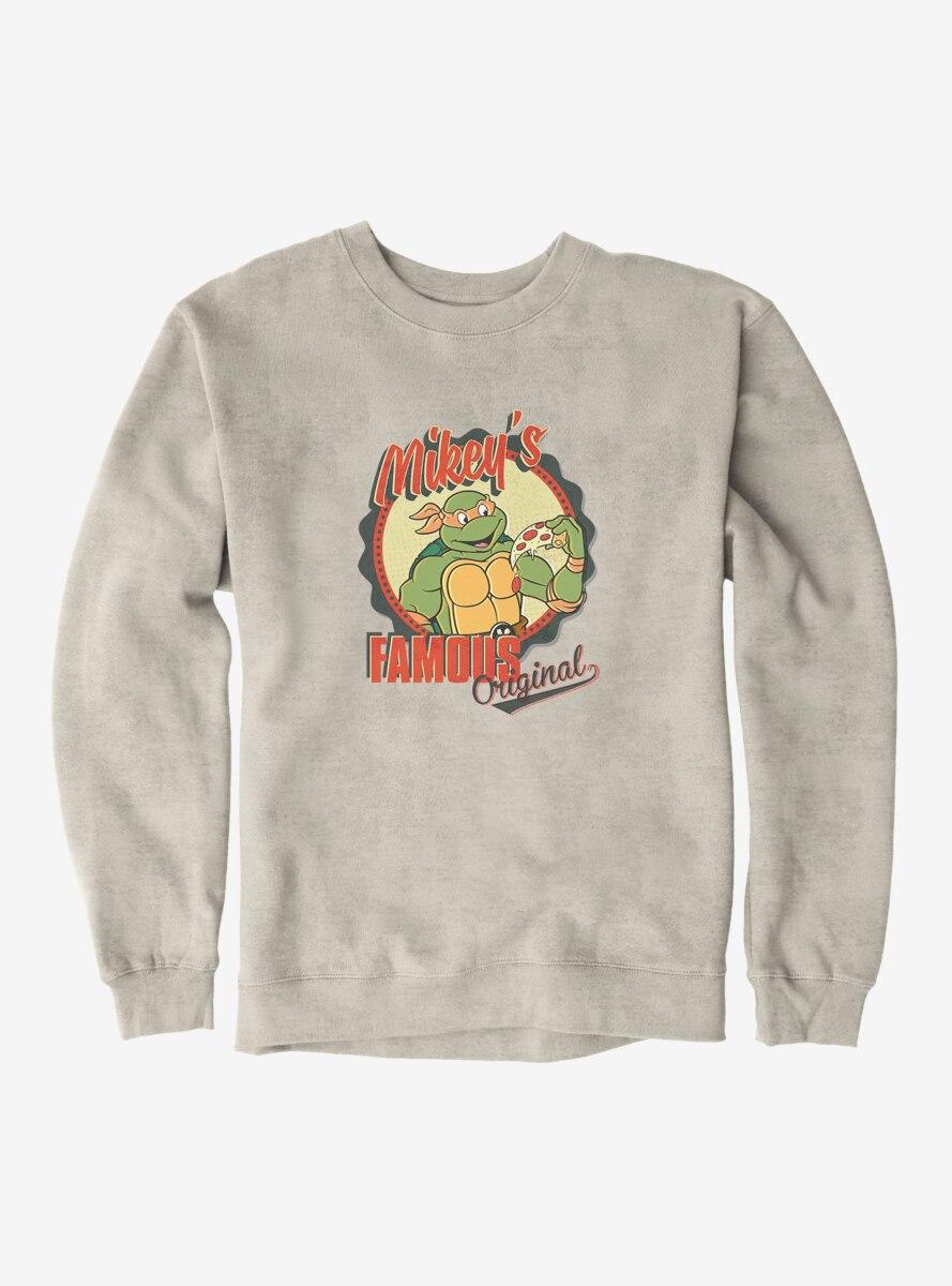 Teenage Mutant Ninja Turtles Mikey's Famous Original Pizza Sweatshirt