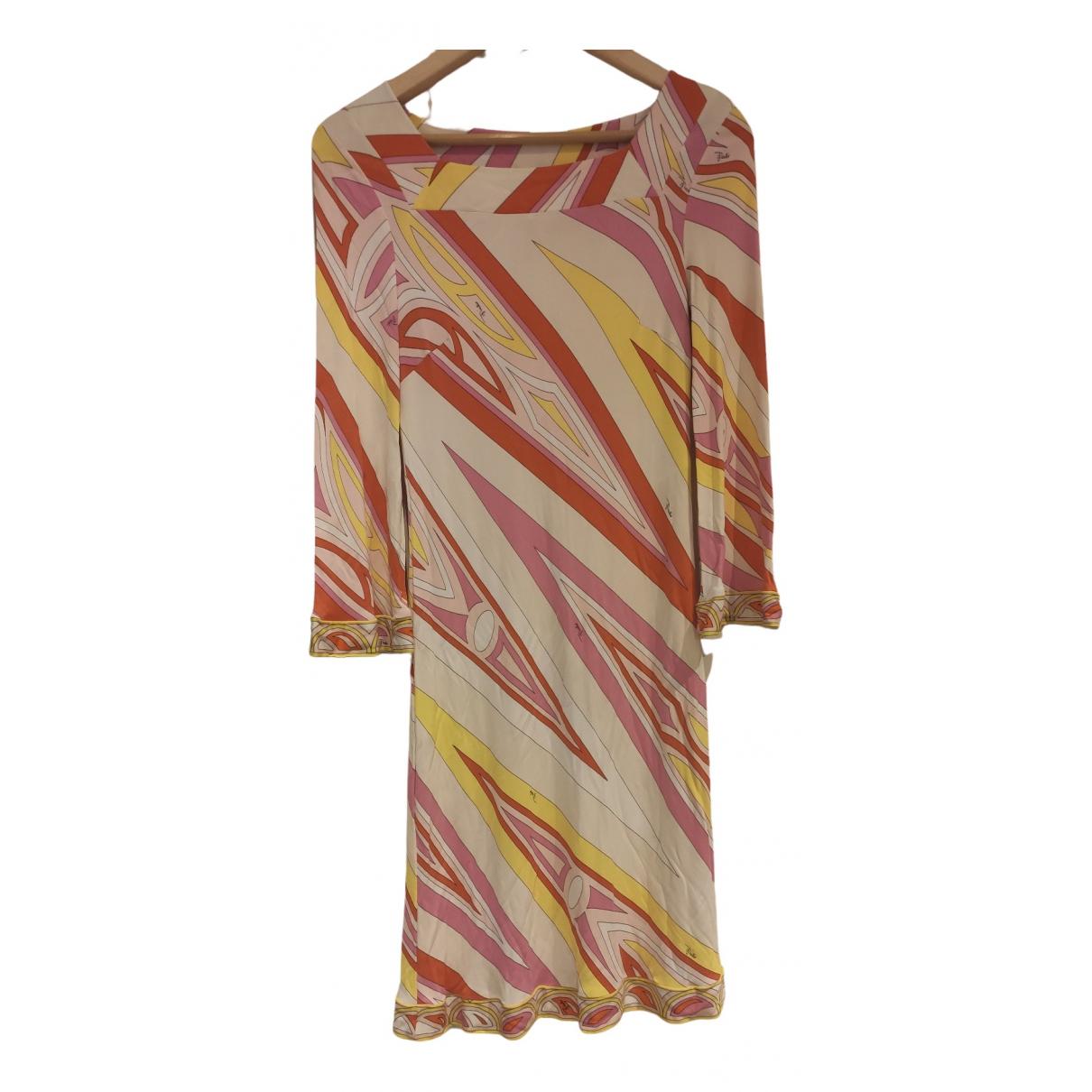 Emilio Pucci N Multicolour dress for Women 42 IT
