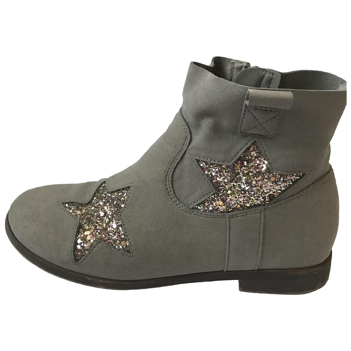 Botas de Lona Zara