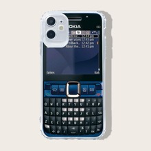 Phone Print iPhone Case