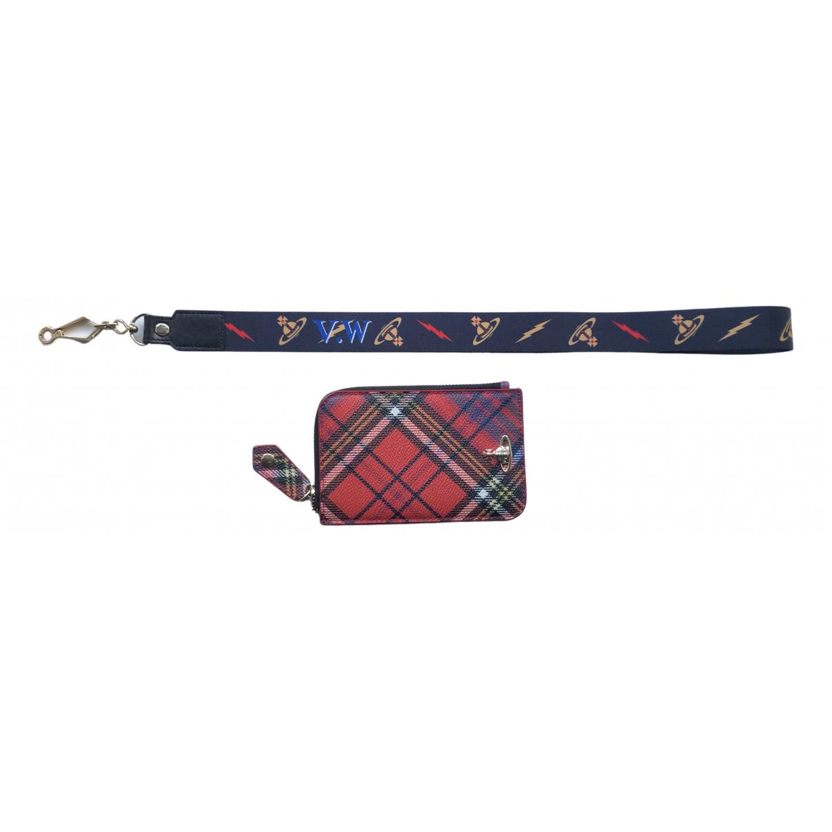 Vivienne Westwood N Red Purses, wallet & cases for Women N