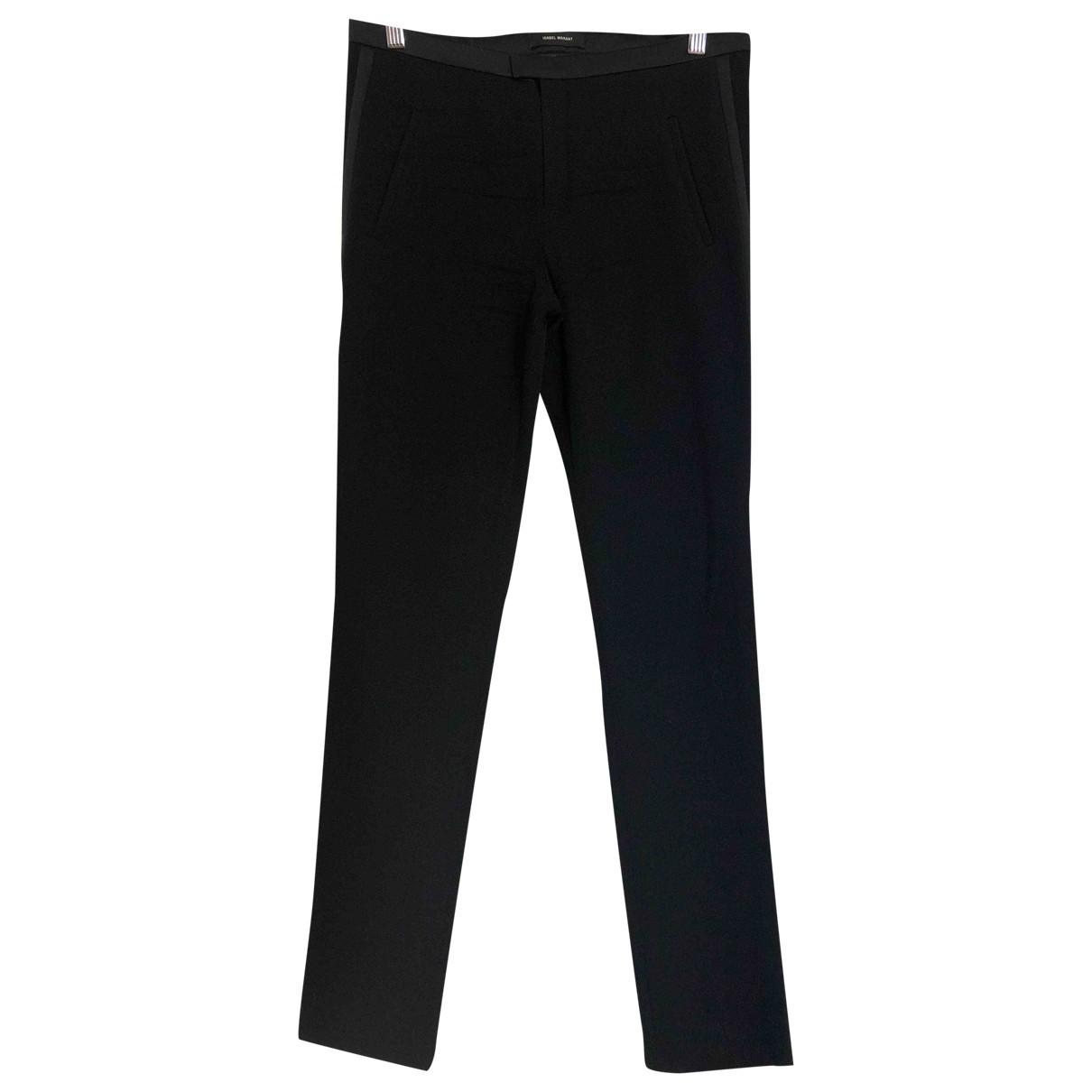 Isabel Marant - Pantalon   pour femme - noir