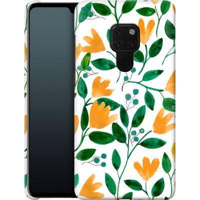 Huawei Mate 20 Smartphone Huelle - Fresh Foliage  von Iisa Monttinen