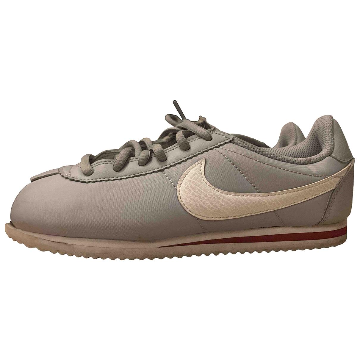 Deportivas Cortez de Lona Nike