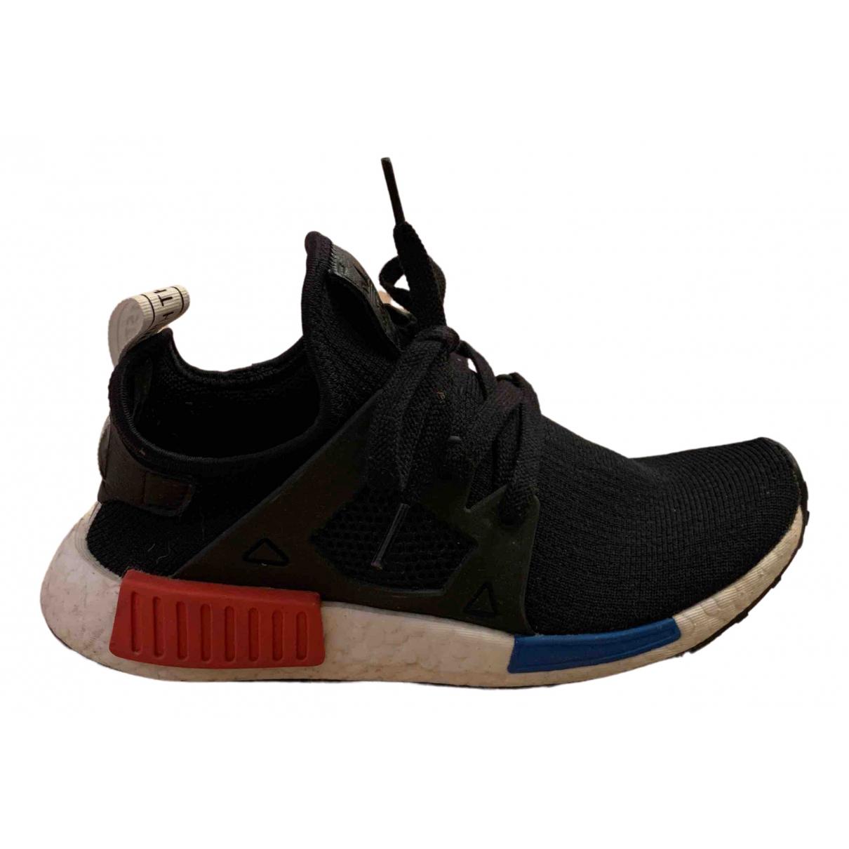 Adidas - Baskets Nmd pour femme - noir