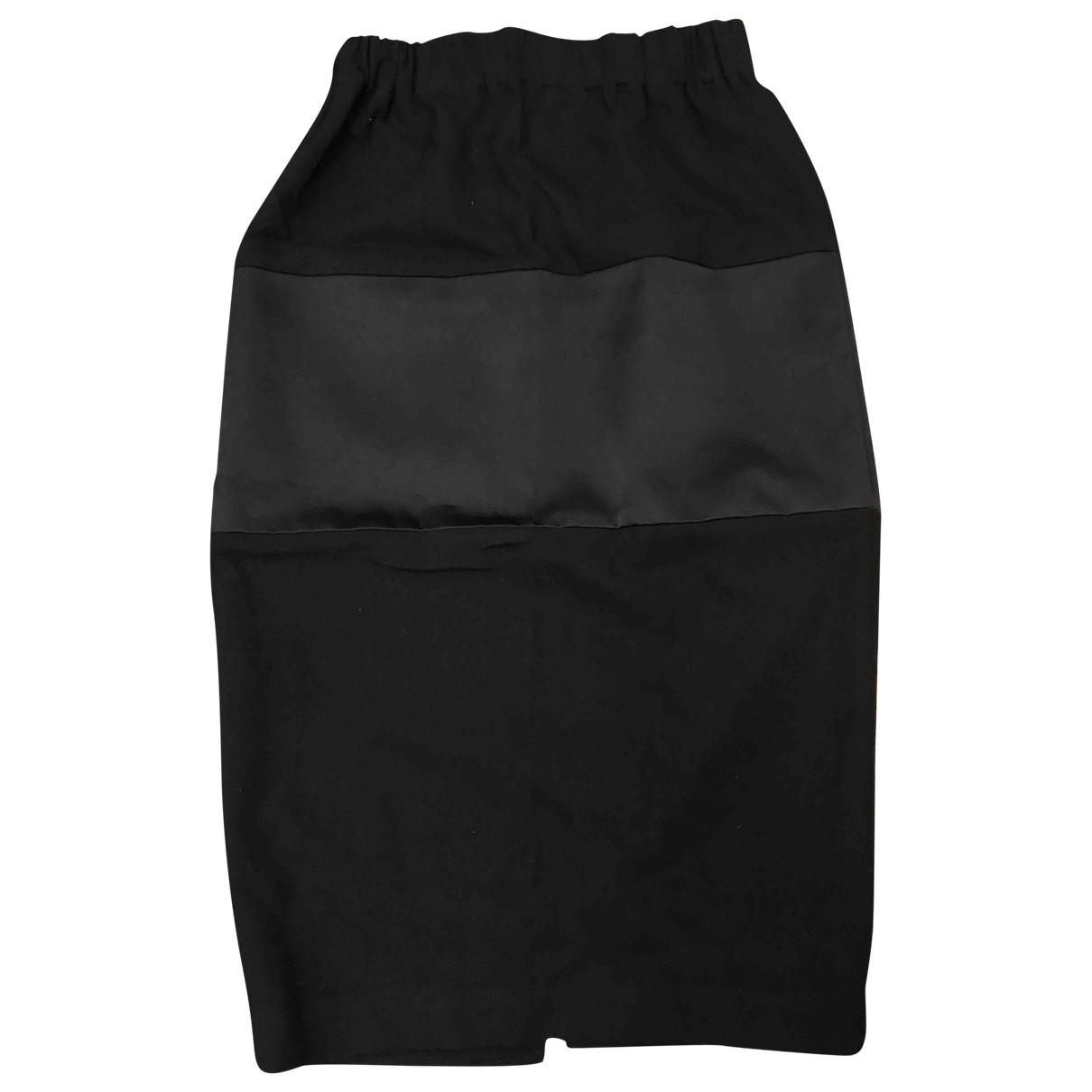 & Stories \N Black Patent leather skirt for Women 34 FR
