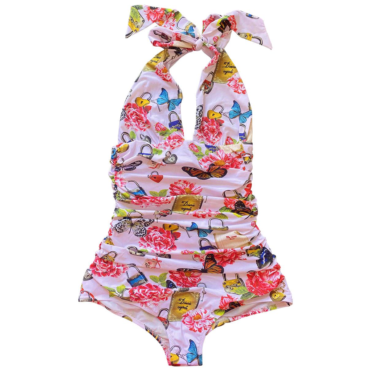 Dolce & Gabbana \N Multicolour Swimwear for Women 42 IT
