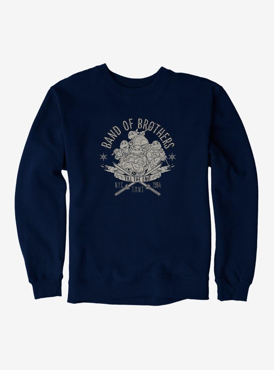 Teenage Mutant Ninja Turtles Band Of Brothers Sweatshirt