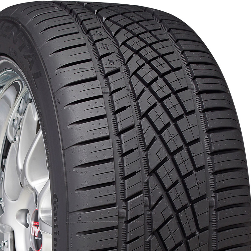 Continental 15500110000 Extreme Contact DWS 06 225 /65  R17  102V SL BSW