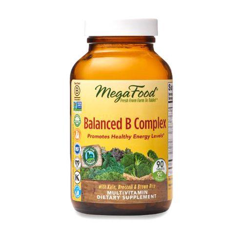 Balanced B Complex 90 Tabs by MegaFood