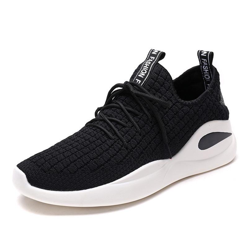 Ericdress Plain Low-Cut Upper Men's Athletic Shoes
