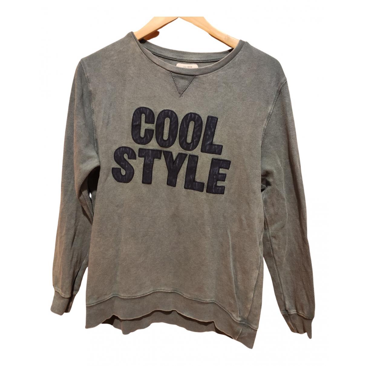 Zara \N Pullover.Westen.Sweatshirts  Grau
