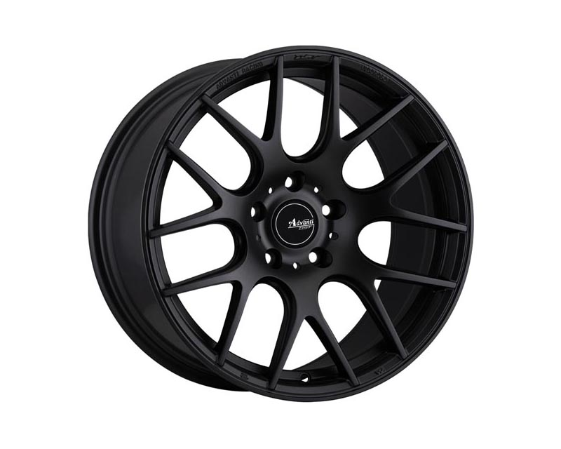 Advanti Racing Vigoroso V1 Wheel 19x8.5 5x1200 35 DGMTXX Matte Graphite