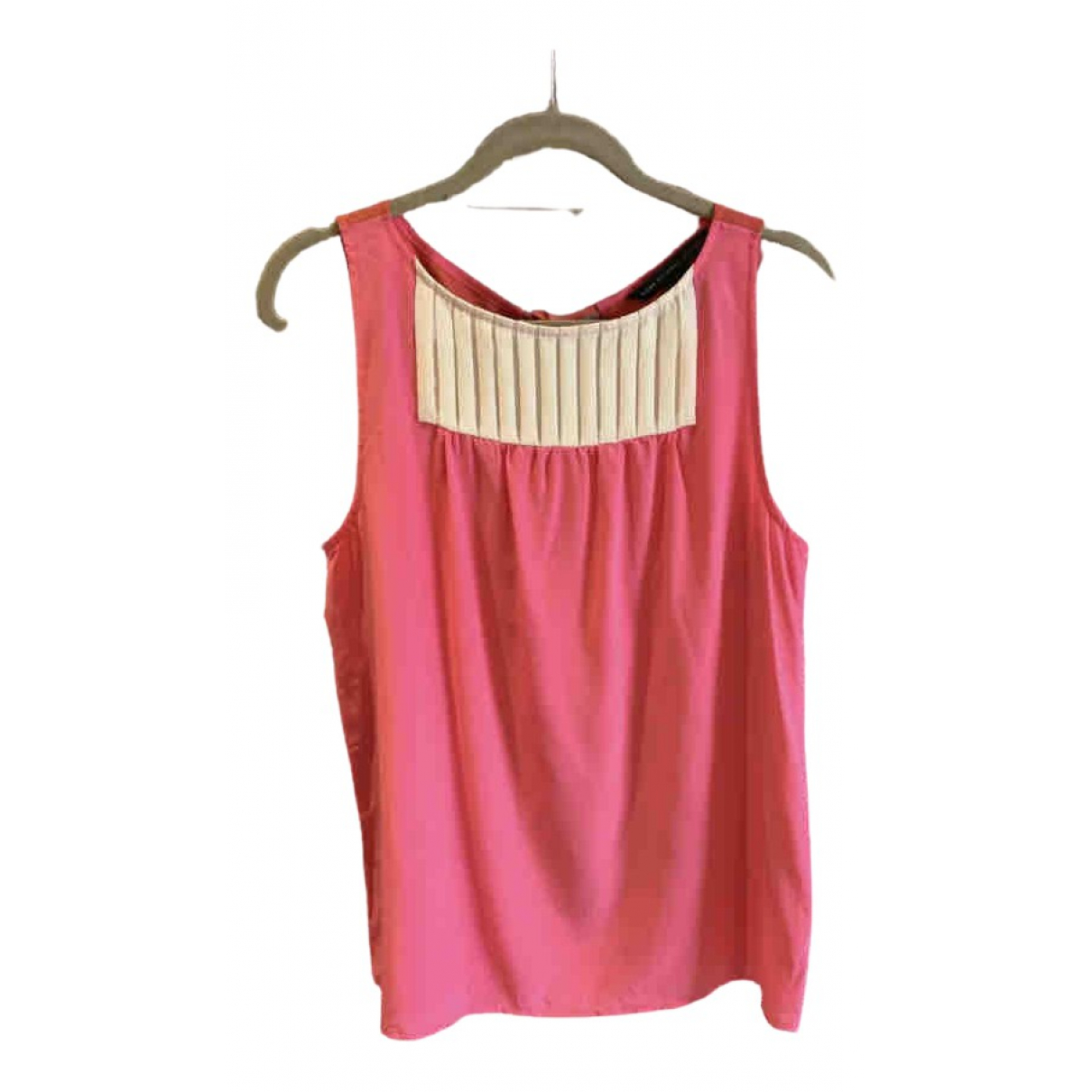 Marc By Marc Jacobs \N Pink Silk  top for Women M International