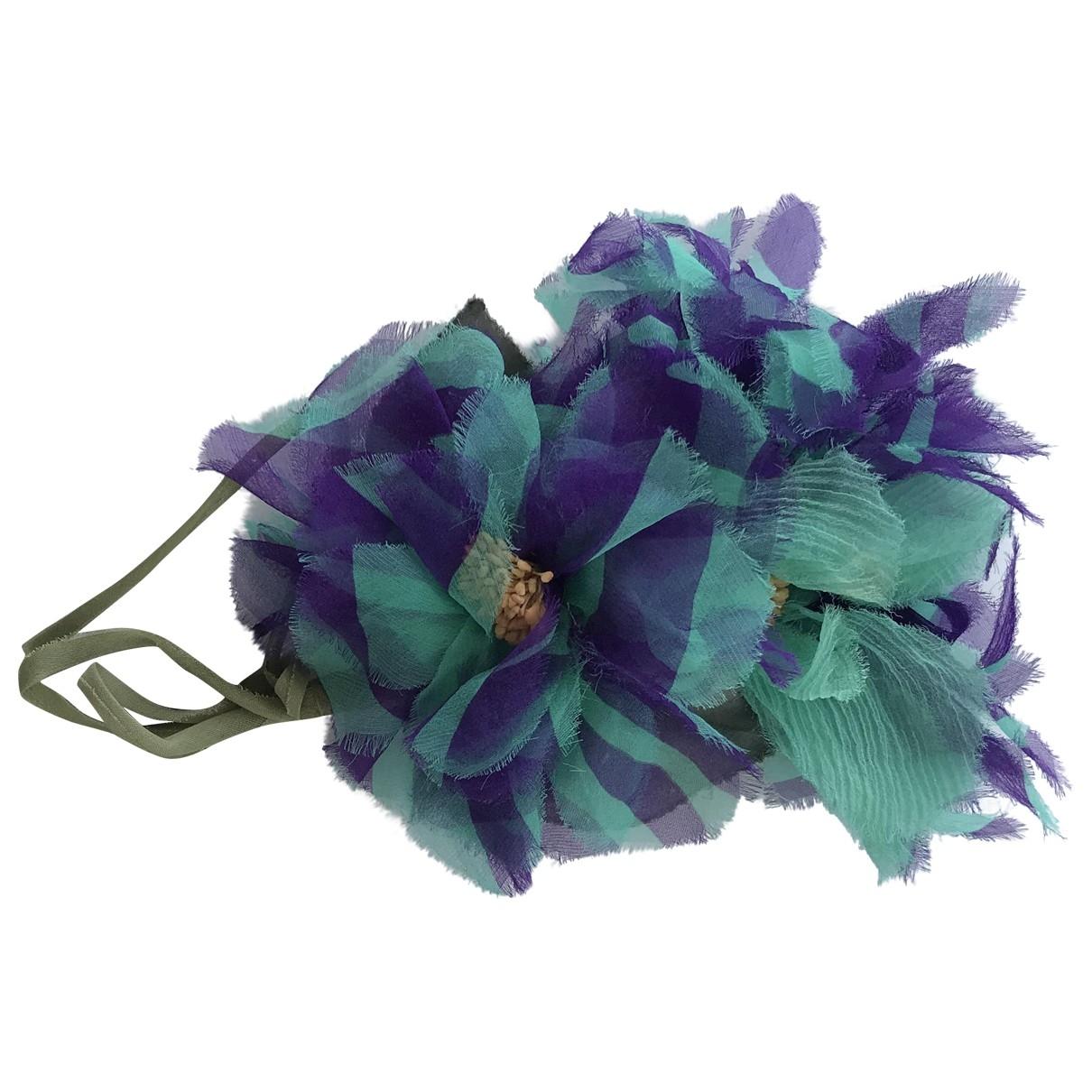 Dolce & Gabbana \N Multicolour Silk Pins & brooches for Women \N