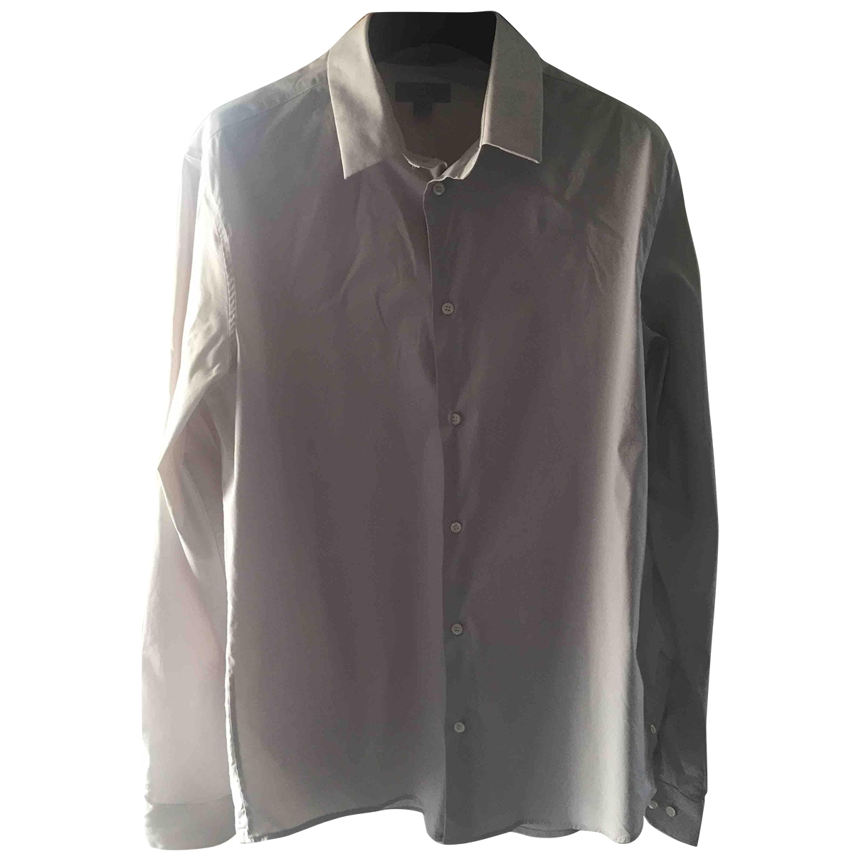 Cos \N Grey Cotton  top for Women 40 IT