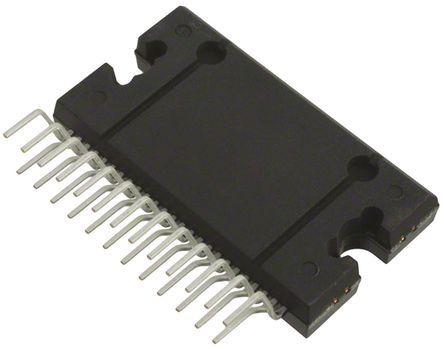 Toshiba TB2931HQ(O) , 4-Channel Audio Amplifier, 25-Pin HZIP