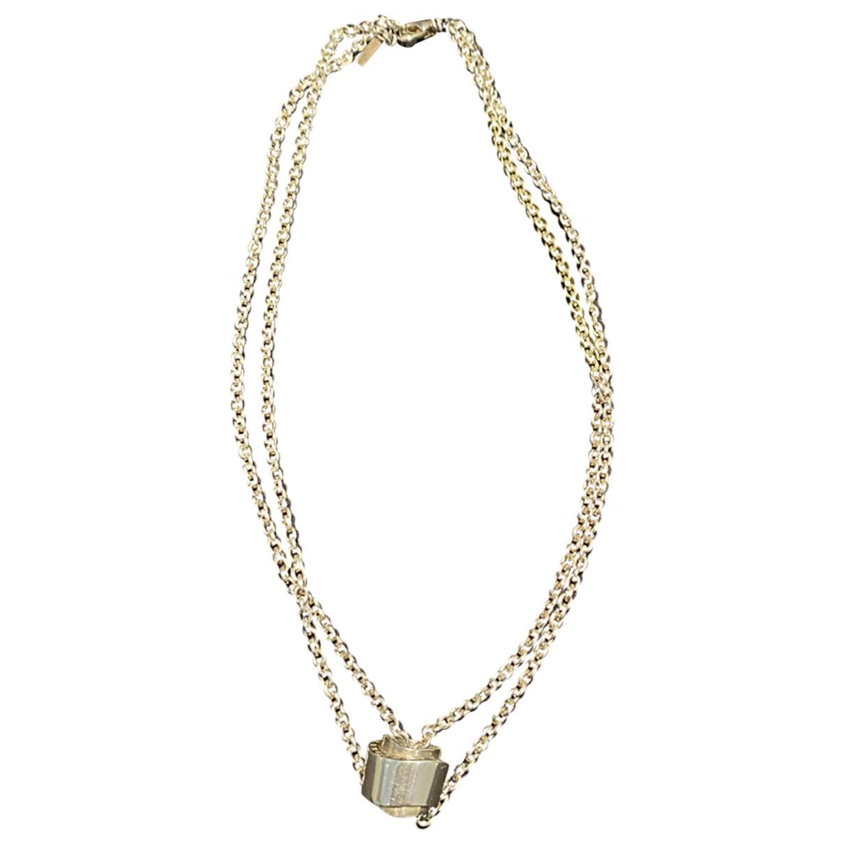 Montblanc \N Kette in  Silber Silber