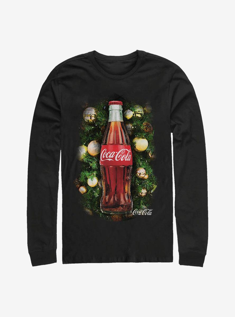 Coca-Cola Christmas Blessings Long-Sleeve T-Shirt