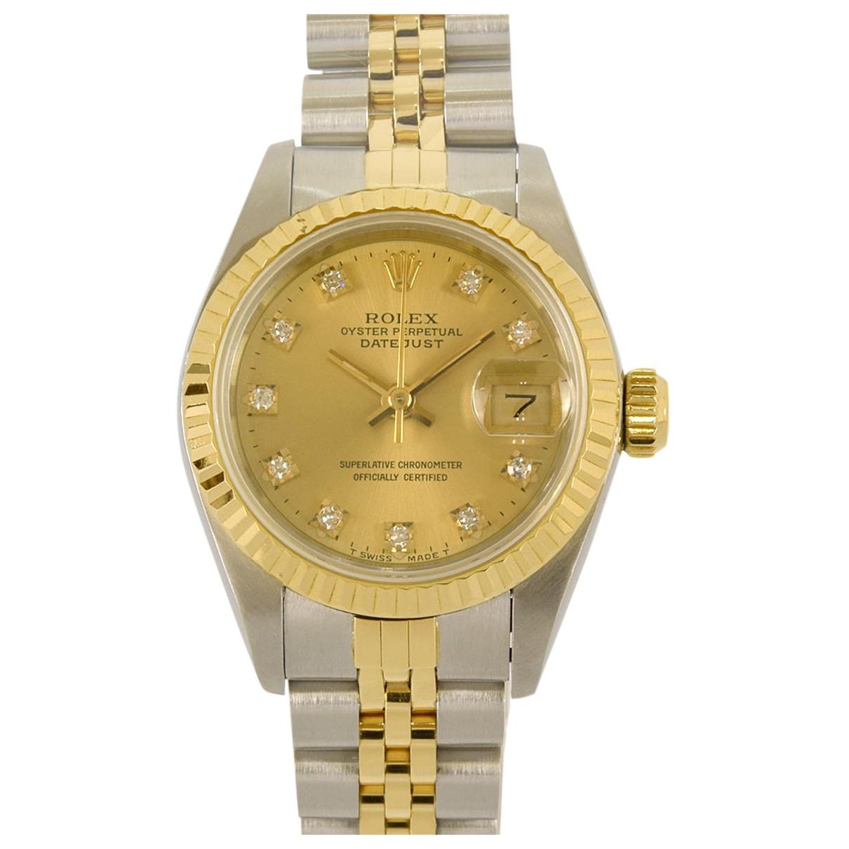 Reloj Datejust 26mm Rolex