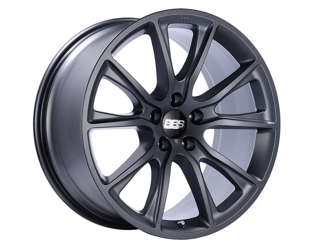 BBS SV Wheel 22x10.5 5x112 26mm Satin Titanium