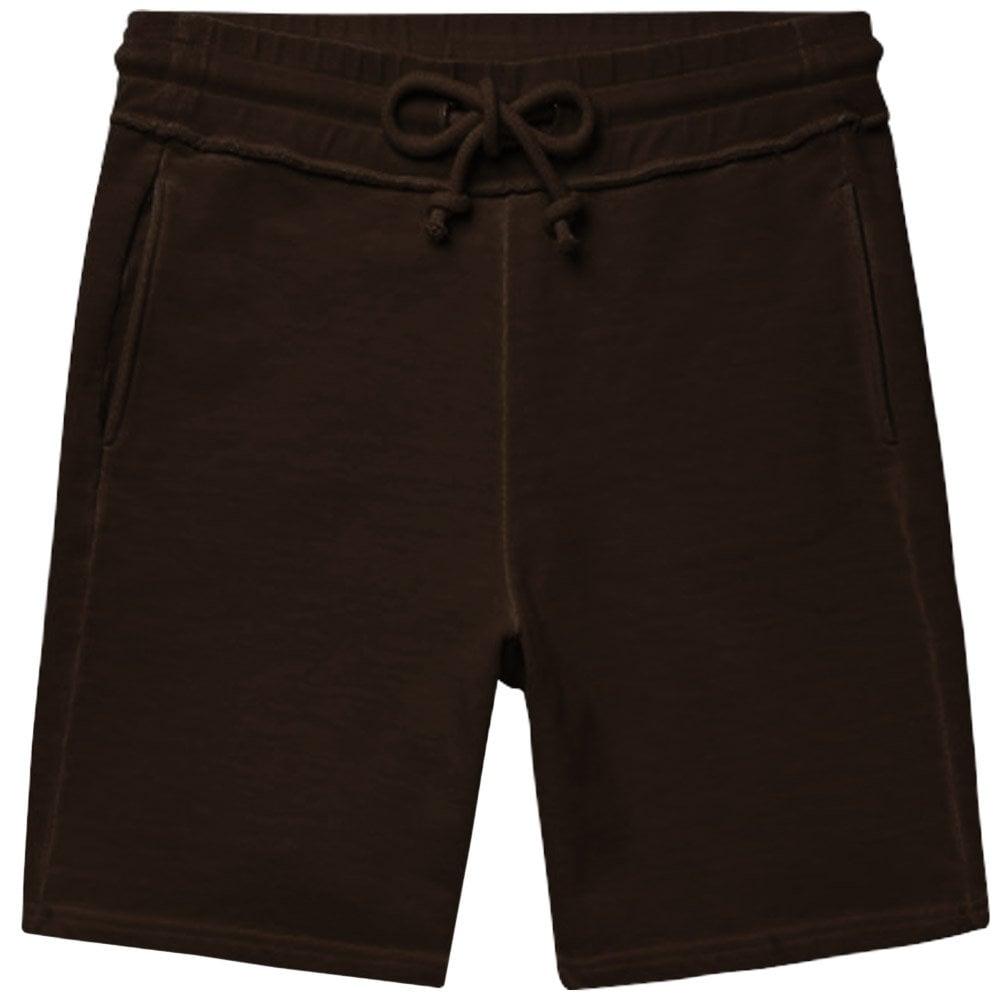 Maison Margiela Jogger Shorts Colour: BROWN, Size: MEDIUM