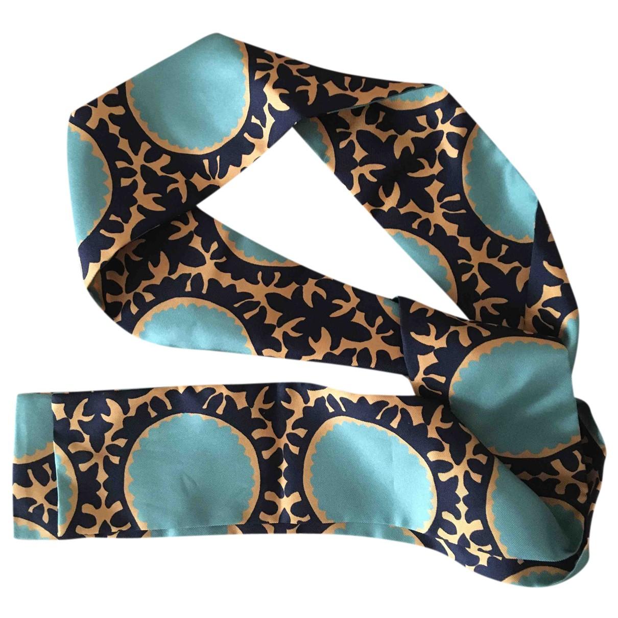 La Double J - Foulard   pour femme en soie - multicolore