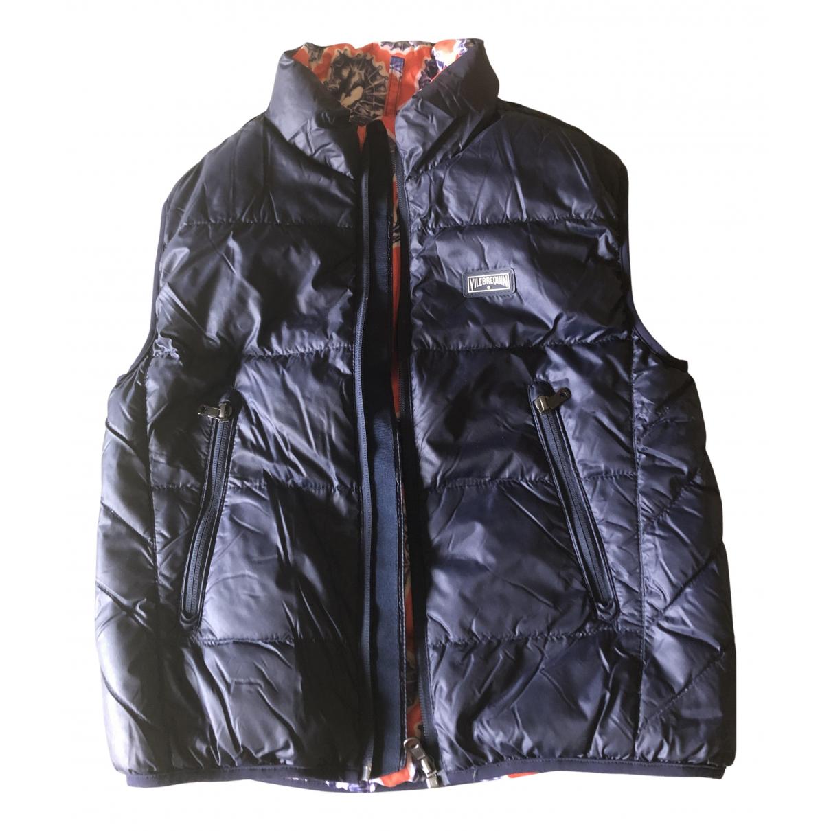 Vilebrequin - Blousons.Manteaux   pour enfant - bleu