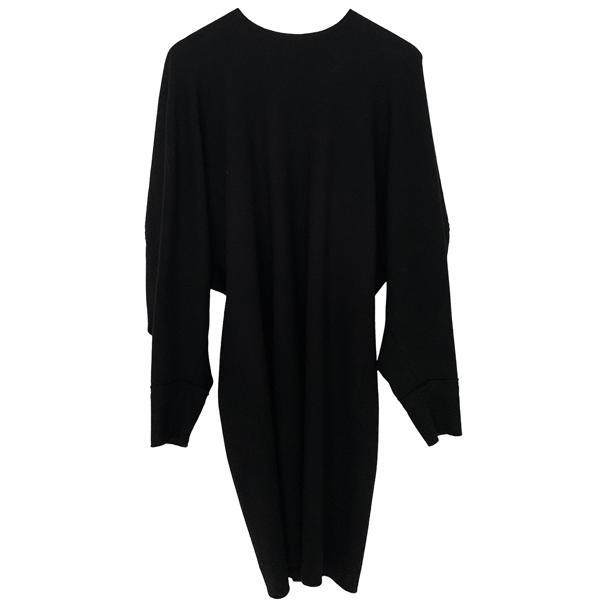 Lanvin \N Black Wool dress for Women 38