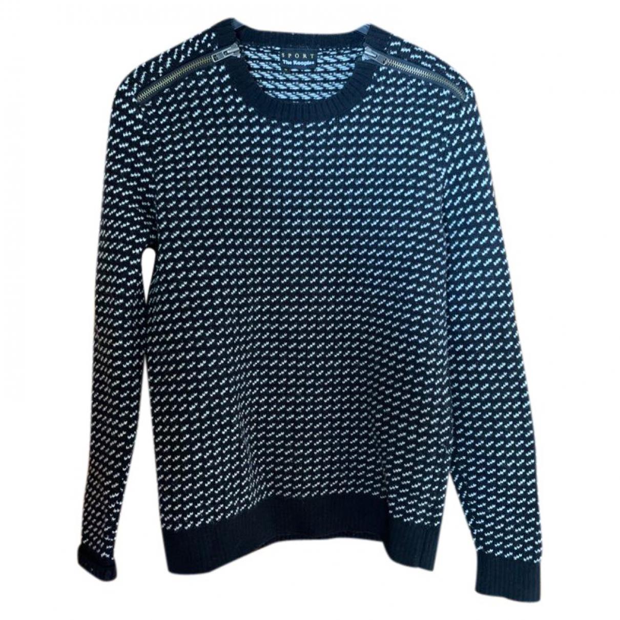 The Kooples \N Black Wool Knitwear & Sweatshirts for Men M International