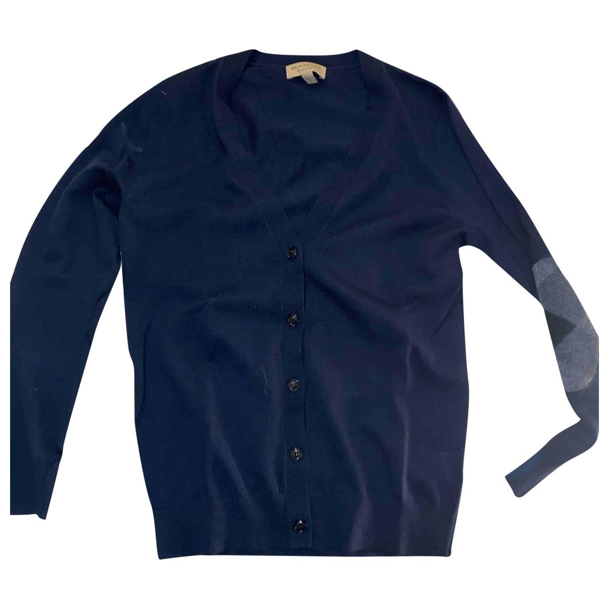 Burberry \N Blue Cashmere Knitwear for Women S International