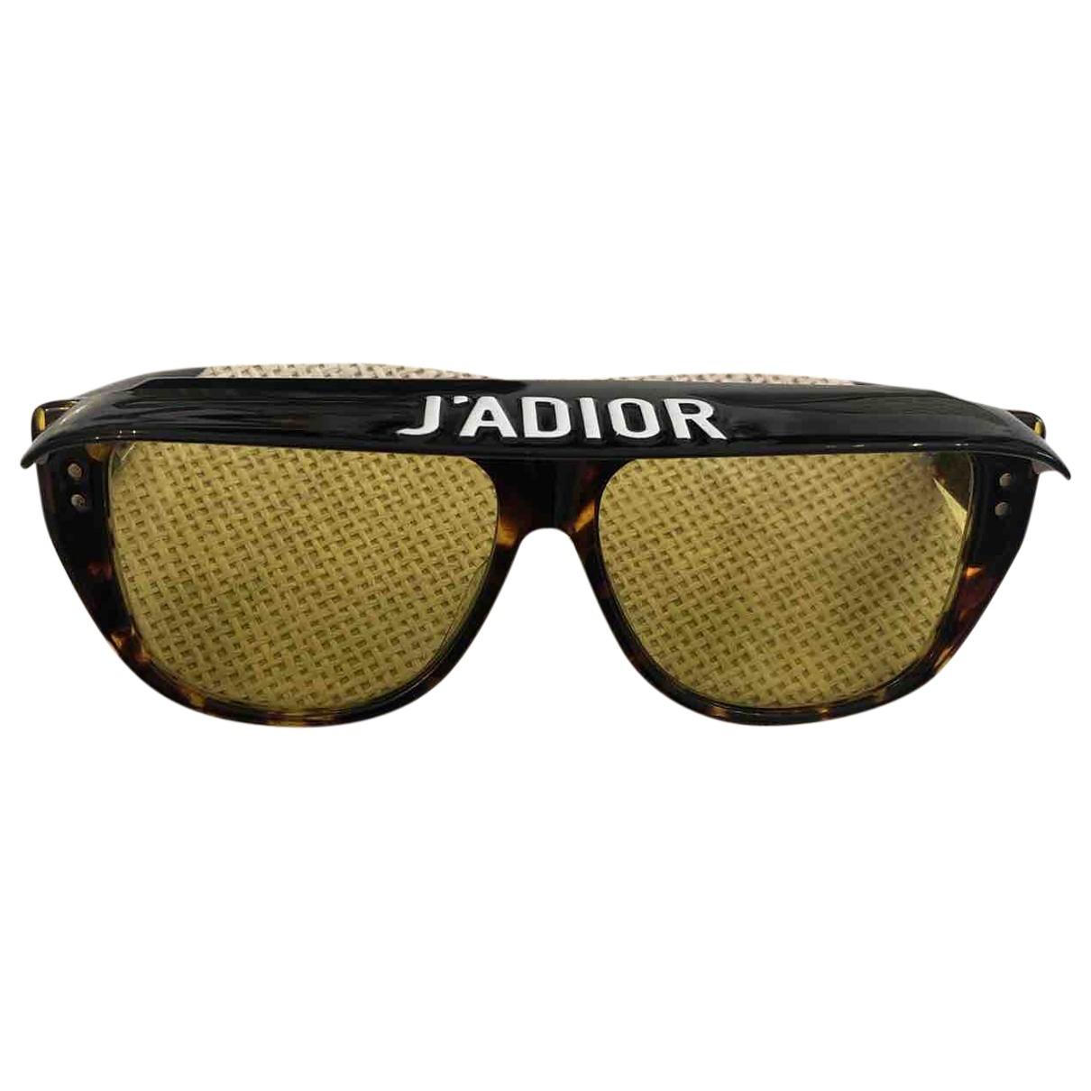 Dior - Lunettes Jadior pour femme - marron