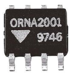 Vishay Voltage Divider SMT Resistor Network 2 kΩ, 10 kΩ ±0.1% 4 Resistors, 0.4W Total, MS 012 package ORN
