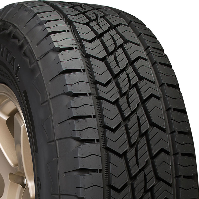 Continental 15506950000 Terrain Contact AT 285 45 R22 114H XL BSW