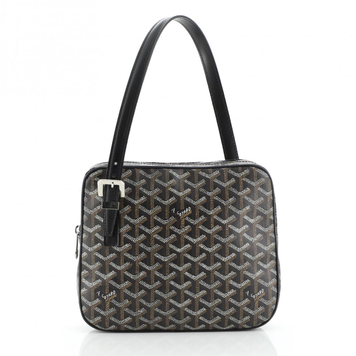 Goyard \N Handtasche in  Schwarz Leder