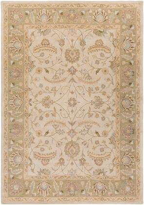 Caesar CAE-1114 10' x 14' Rectangle Traditional Rug in